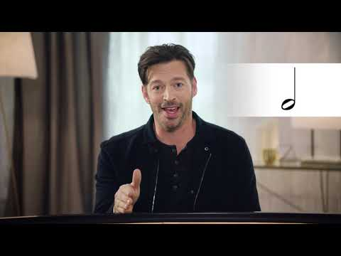 Learn piano from Harry Connick Jr with Playground Sessions