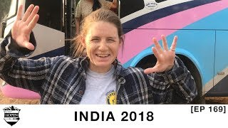 Download Video E169: What is it like on an Indian Sleeper Bus?! MP3 3GP MP4