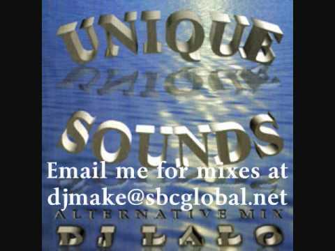 Unique Sounds vol 1 - Dj Lalo - ALTERNATIVE / NEW WAVE Megamix