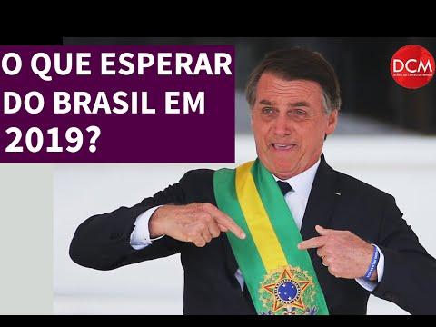 DCM debate as perspectivas do Brasil para 2019