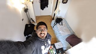 My TINY NYC Apartment tour! - Tiny Brooklyn Apartment in Williamsburg