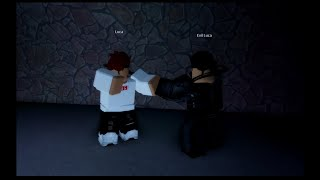 Fighting Myself (Roblox Roleplay)