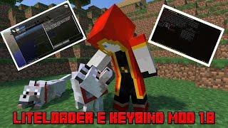 Aprenda como Instalar e Baixar Mod Macro/Keybind Mod no seu Minecraft 1.8 (Forge, Liteloader)