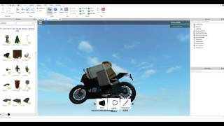 [Roblox] How to Properly Park Your Enjin Kouta