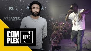 Donald Glover Explains How 'Atlanta' Third Season Will Be Like Kanye's 'Graduation'