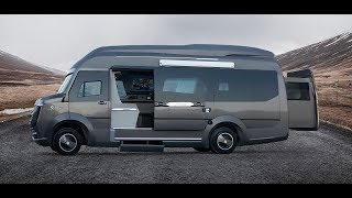 Finetza - Expandable Super Luxurious RV/Motorhome in India w/ Everything for Extraordinary Road Trip
