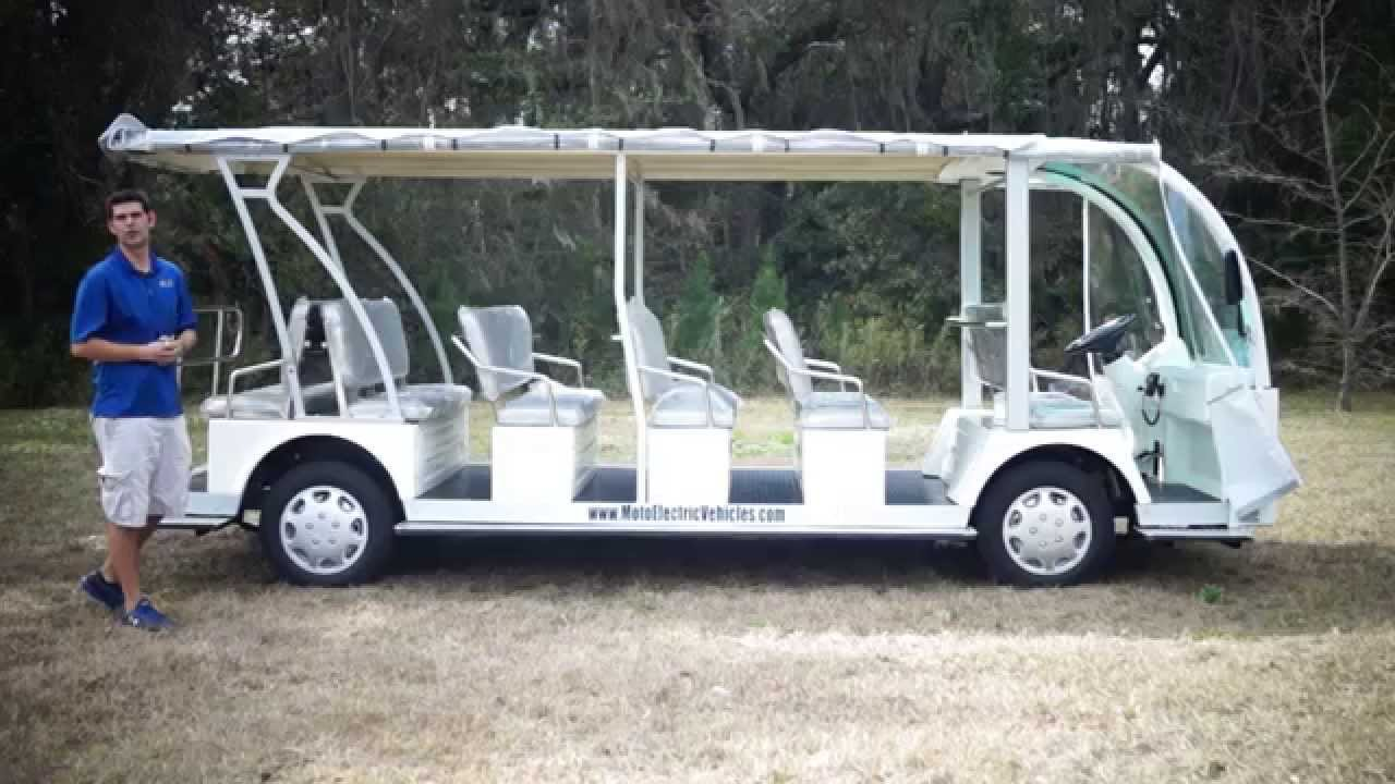 Electric Shuttle Cars