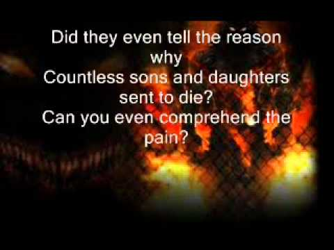 Disturbed-Enough-With lyrics