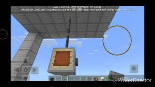[Minecraft] cách làm máy chiếu