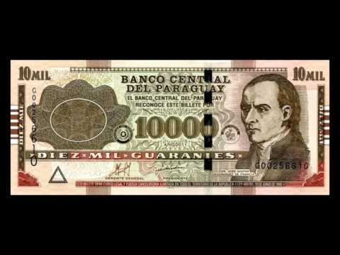 All Paraguayan Guarani Banknotes - 2004 to 2015 Issues