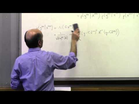 Lecture 16 (Expectation Maximization)