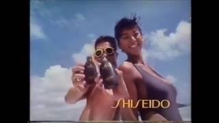 1988/7頃のCM つみきみほ、中村雅俊、山咲千里 古手川祐子、坂本龍一.