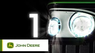 John Deere 100 years traktor