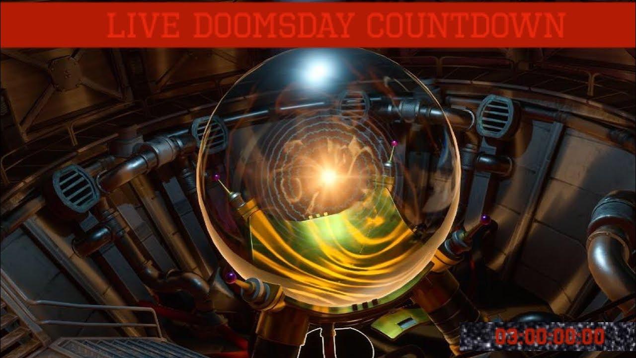countdown live doomsday clock
