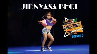 | Outstanding Hip Hop Girl |Jidnyasa Bhoi-INDIAS DANCE KINGS 2018-SEASON-5