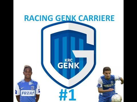 Fifa 17 - Racing Genk Carrière mode #1 - NIEUWE START!