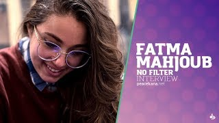 NoFilter Interview with Fatma Mahjoub