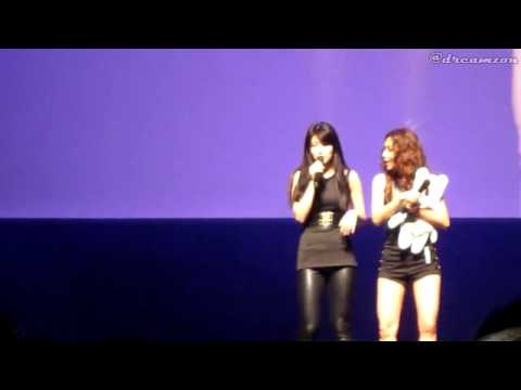[FANCAM] 130216 miss A - Ma Style (Suzy focus) @ Singapore Fanmeet mp3