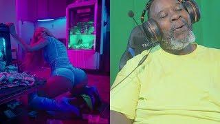 Dad Reacts To Iggy Azalea Kream Ft Tyga Official Music Audio
