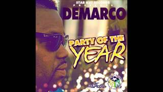 Demarco - Party Of The Year - Star Kutt Rec (July 2012)