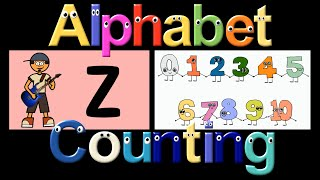 Alphabet & Counting Collection - ABC