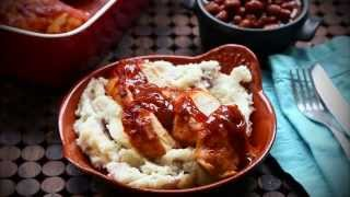 Chicken Recipes - How To Make Bbq Baked Chicken