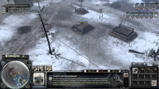 컴퍼니 오브 히어로즈2 미션12 - Poznan Citadel