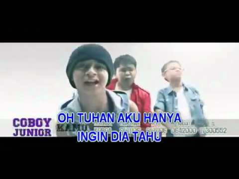 Coboy Junior - Kamu Lyrics