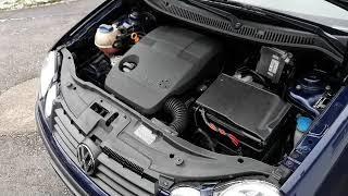 Работа двигателя VW Polo 1.2, 2003 год, плохо заводится, троит, глохнет. Помогите!