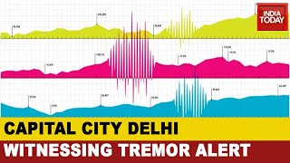 Delhi Might Experience A Major Earthquake After These Mini Jolts