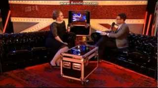 Adele - Interview after The Brit Awards 2011