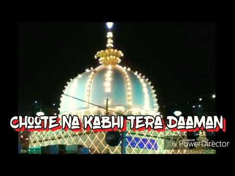 Choote Na Kabhi Tera Daman Ya Khwaja Moinuddin Hasan// Whtsapp Status 💗 Milad Raza