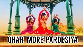 Ghar more pardesiya | Dance Video | kalank | shetty choreography