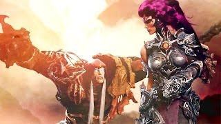 DARKSIDERS 3 Cinematic Trailer 2018 (PS4 Xbox One PC)