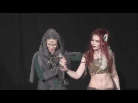 "Terarium Tribe ""Волчий корень"" @ Samhain Tribal Dance Day 2016: Книга странствий"