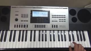 Paranday || Piano Cover || Bilal Saeed || Punjabi Song 2016 ||