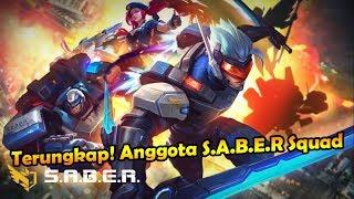 TERUNGKAP!!! 5 ANGGOTA S.A.B.E.R SQUAD SUDAH LENGKAP - MOBILE LEGENDS