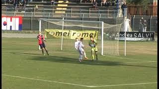 Serie D Aquila Montevarchi-Cannara 3-0