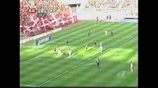 2004 1st第7節 鹿島アントラーズ vs ヴィッセル神戸 増田誓志プロ初ゴール