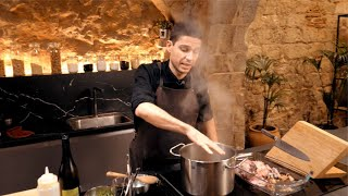 Lear how to make Fish Broth with Born to cook Barcelona.