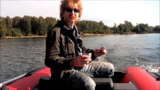 видео Мотор для лодки hdx 2 5