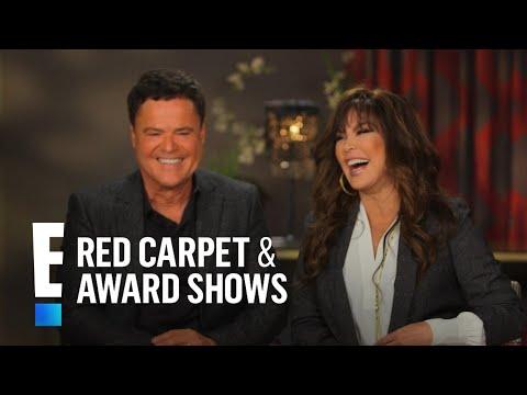 Donny & Marie Osmond Explain Las Vegas Residencies  E! Live from the Red Carpet