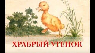 Рассказы о животных–Храбрый утёнок. Борис Житков