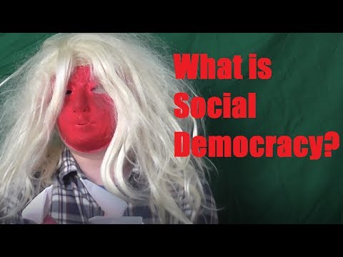 What is Social Democracy? (it