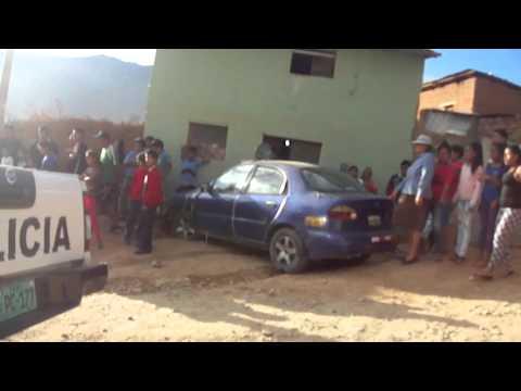 ACCIDENTE EN TERRAZAS DE LLICUA