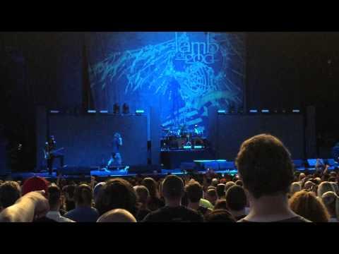 Lamb Of God Live August 12, 2015@ Virginia Beach Amphitheater