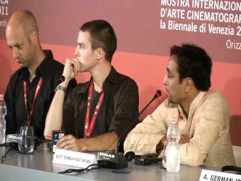 68th Venice Film Festival - Orizzonti - Late and Deep - Parabeton