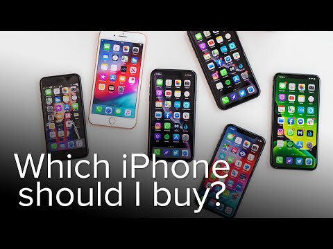 Which iPhone you