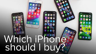 Which iPhone you should buy right now!