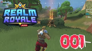 Realm Royale #001 Die ersten Runden